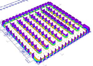 Výpočty a návrh LED osvětlovací soustavy H3-PPS Detva-2